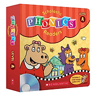 Scholastic Phonics Readers A (With CD) thumbnail