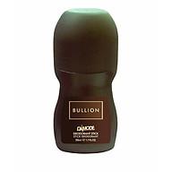 Lăn khử mùi hương nước hoa cao cấp độc quyền damode bullion dành cho nam (50ml) thumbnail