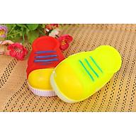 Đồ chơi nhựa có còi hình giày thể thao cho thú cưng - Nhập khẩu Hàn Quốc thumbnail