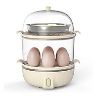 Máy hấp đồ ăn 2 tầng hấp trứng, thịt, bánh báo, ngô, khoai, v.v - BEARAB14Q1 thumbnail