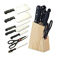 Giá để dao bằng gỗ thumbnail