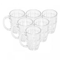 Bộ ly 6 cái Union Glass 316 Ly bia măng cầu 410 ml không nga ma u, sa n xuâ t Tha i Lan thumbnail