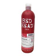 Cặp đôi Bed Head Tigi đỏ số 3 dành cho tóc hư tổn nặng thumbnail