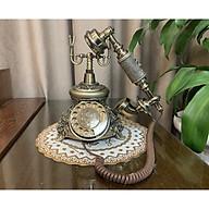 ĐIỆN THOẠI BÀN TÂN CỔ ĐIỂN PHONG CÁCH CHÂU ÂU (DÙNG SIM DI ĐỘNG) thumbnail