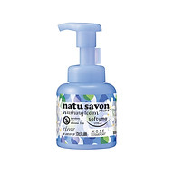 Kose Softymo Natu Savon Washing Foam 180ml Clear thumbnail