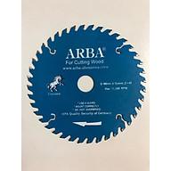 Bộ 03 Lưỡi cưa gỗ ARBA D180x25.4 40 răng thumbnail