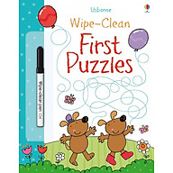 Wipe-Clean First Puzzles thumbnail
