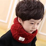 Khăn len ống trẻ em kiểu dáng Hàn Quốc thumbnail