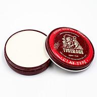 Clay Pomade vuốt tóc nam tạo kiểu Hàn Quốc Dashu Classic Tiger Rage Pomade Clay Type 168ml(size lớn, độ bóng nhẹ 3, độ giữ nếp lâu 9) hương nước hoa mùi gỗ nam tính, thành phần thảo dược dưỡng tóc, bảo vệ da đầu. thumbnail
