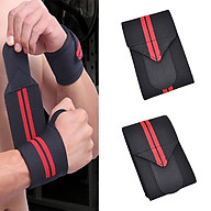 Băng đeo bảo vệ cổ tay thể thao (tặng kèm 1 sản phẩm ngẫu nhiên) thumbnail