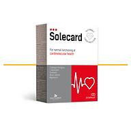 Thực phẩm chức năng hỗ trợ các vấn đề về tuần hoàn, tim mạch SOLECARD thumbnail