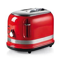 Nướng bánh mì 2 ngăn (Màu đỏ) Modernia - 815W- Hàng Chính Hãng thumbnail