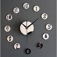 Đồng hồ số mica mẫu SỐ TRÒN A2 thumbnail