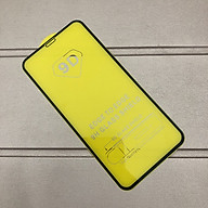 Tấm dán kính cường lực full màn hình 9D dành cho iPhone X thumbnail