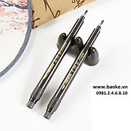 Combo 2 bút lông viết thư pháp Baoke S21 đầu 0.4cm thumbnail