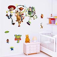 Decal dán tường nhân vật hoạt hình câu chuyện đồ chơi 3 DF9912 thumbnail
