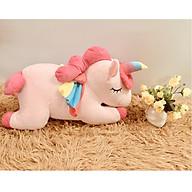Thú bông ngựa Pony hồng 50cm thumbnail