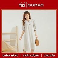 Đầm suông xẻ trụ TTMT GUMAC DA685 thumbnail