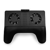 Tay cầm chơi game có quạt tản nhiệt có pin sạc dự phòng thumbnail
