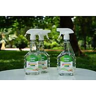 Nước rửa tay khô dạng xịt - Kháng Khuẩn & An Toàn - Mềm Mịn & Cân Bằng Độ Ẩm Cho Da Health Clean 500ml - Kết hợp rửa vật dụng trong nhà thumbnail