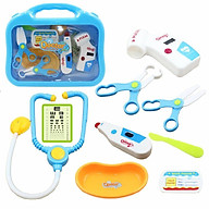 Hộp đồ chơi bác sĩ cho bé Toys House 660-16 - Đồ chơi hướng nghiệp phát triển xã hội thumbnail