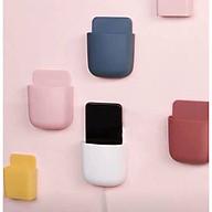 Ống cắm điều khiển - điện thoại đa năng dán tường ( Giao màu ngẫu nhiên) thumbnail