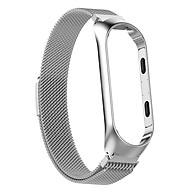 For Mi Band 3 4 Smart Bracelet Watch Band Strap Metal Wrist thumbnail
