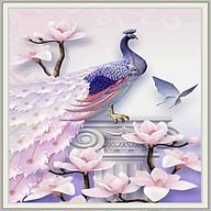 tranh KÍNH CL CÔNG TÀI LỘC 3d có khung sang trọng thumbnail