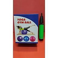 Bóng Cao Su Yoga Trơn - Có Nhiều Size Lưa Chọn (Giao màu ngẫu nhiên) thumbnail