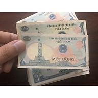 Tiền 1 đồng Việt Nam, tặng kèm bao nilong bảo quản thumbnail