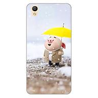 Ốp lưng dẻo cho điện thoại Oppo Neo 9 (A37) _0385 Pig 25 - Hàng Chính Hãng thumbnail