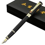 Bút máy, bút kí Hắc Long Thủ, bút máy kí tên cao cấp ngòi 0.5mm - Tặng hộp thumbnail