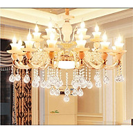 Đèn chùm - đèn trang trí DEMAXIA kiểu dáng sang trọng - kèm bóng Led chuyên dụng thumbnail