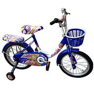 Xe đạp Nhựa Chợ Lớn 16 inch K48 - M1503-X2B - Giao màu ngẫu nhiên thumbnail