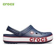 Giày lười unisex Crocs Crocband - 206021 thumbnail