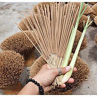 Nhang Cam Sả Dương Minh nhang sạch 100% organic gói 100g 70cây thumbnail