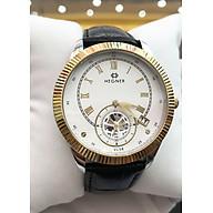 Đồng hồ nam Hegner HW-5046MCWH [Full Box] - Kính Sapphire, chống xước, chống nước - Dây da cao cấp thumbnail