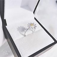 Bộ trang sức bạc QMJ Cúc họa mi xinh xắn - Q026 thumbnail