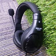 Tai nghe chơi game A566N ( Âm thanh sống động chuyên dụng game thủ, streamer ) - Hàng Nhập Khẩu thumbnail