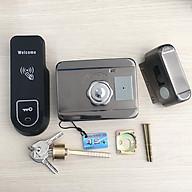 Khóa Cổng Điện Tử Thẻ Từ RFID SG-401 thumbnail