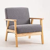 Ghế Sofa Đơn Vải Nỉ Hiện Đại Trang Trí Nội Thất Phòng Khách Cao Cấp - Decor Nhà Đẹp thumbnail