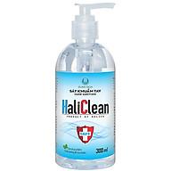 Dung dịch sát khuẩn tay nhanh HaliClean hand sanitizer 300ml thumbnail