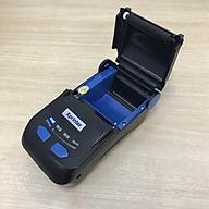 Máy in hóa đơn cầm tay kết nối Android và IOS Xprinter XP- P101 ( hàng chính hãng) thumbnail