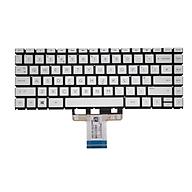 Bàn phím cho Laptop HP Pavilion 14-CE Series - Màu trắng bạc thumbnail