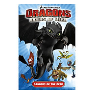 DreamWorks Dragons Dangers of the Deep (How to Train Your Dragon TV) Volume 2 (Paperback) thumbnail