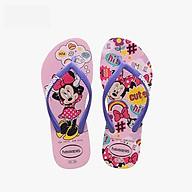 HAVAIANAS - Dép trẻ em Kids Slim Disney Cool 4130287-2108 thumbnail
