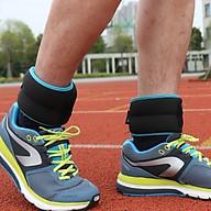 Tạ đeo cổ chân, tạ đeo hỗ trợ tập chân, tạ đeo chân tập chạy (1 Đôi) thumbnail