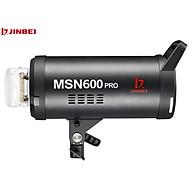 ĐÈN FLASH JINBEI MSN 600 PRO HÀNG CHÍNH HÃNG thumbnail