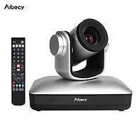 Aibecy HD Video Conference Cam Conference Camera Full HD 1080P 3X Optical Zoom 95 Degree Wide Viewing with 2.0 USB Web thumbnail