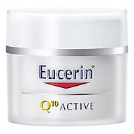 Kem ngăn ngừa lão hóa ban ngày Eucerin Q10 Active Day (50ml) thumbnail